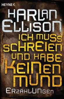 Harlan Ellison: Ich muss schreien und habe keinen Mund, Buch