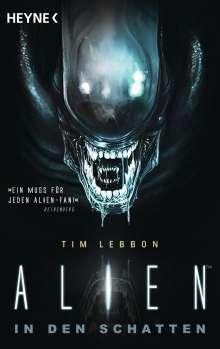 Tim Lebbon: Alien - In den Schatten, Buch
