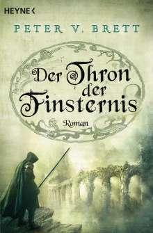 Peter V. Brett: Der Thron der Finsternis, Buch