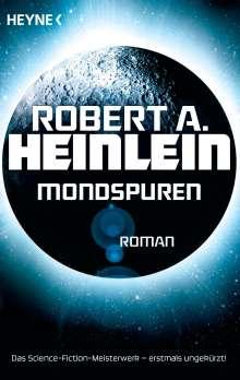 Robert A. Heinlein: Mondspuren, Buch