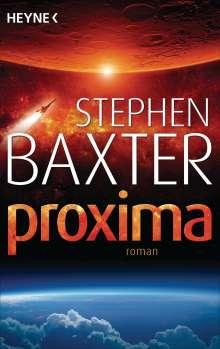 Stephen Baxter: Proxima, Buch