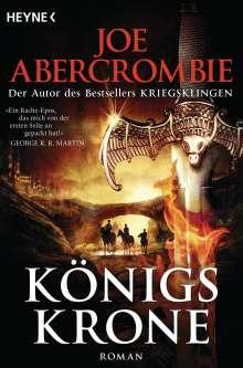Joe Abercrombie: Königskrone, Buch