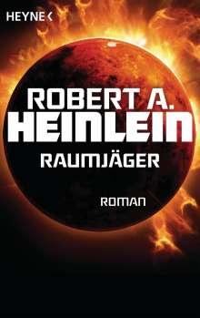 Robert A. Heinlein: Raumjäger, Buch