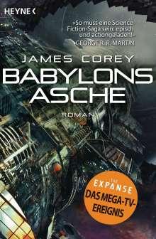James Corey: Babylons Asche, Buch