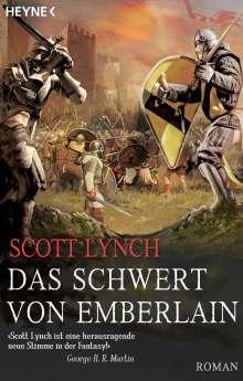 Scott Lynch: Das Schwert von Emberlain, Buch