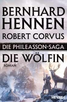 Bernhard Hennen: Die Phileasson Saga 03 - Die Wölfin, Buch