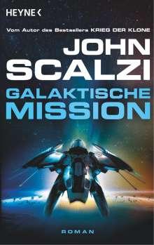 John Scalzi: Galaktische Mission, Buch
