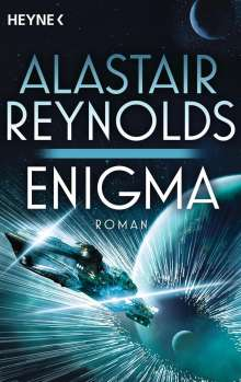 Alastair Reynolds: Enigma, Buch