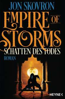 Jon Skovron: Empire of Storms 02 - Schatten des Todes, Buch