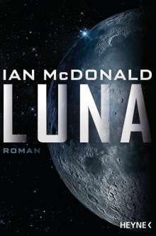 Ian McDonald: Luna, Buch