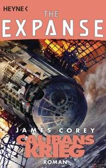 James Corey: Calibans Krieg, Buch
