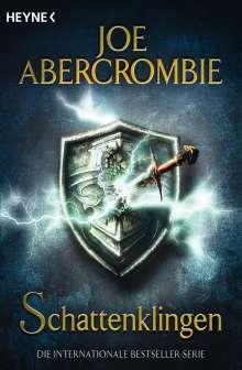 Joe Abercrombie: Schattenklingen, Buch