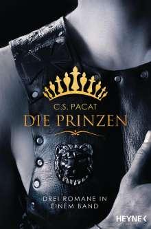C. S. Pacat: Die Prinzen, Buch