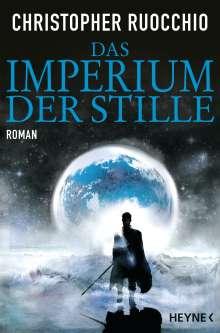 Christopher Ruocchio: Das Imperium der Stille, Buch