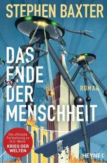 Stephen Baxter: Das Ende der Menschheit, Buch