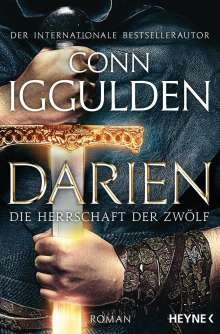 Conn Iggulden: Darien - Die Herrschaft der Zwölf, Buch