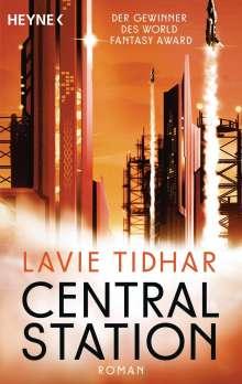 Lavie Tidhar: Central Station, Buch