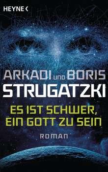 Arkadi Strugatzki: Es ist schwer, ein Gott zu sein, Buch