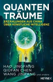 Hao Jingfang: Quantenträume, Buch