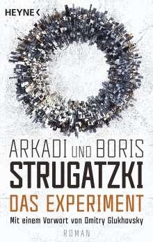 Arkadi Strugatzki: Das Experiment, Buch