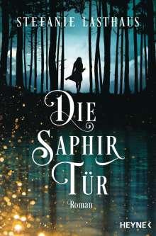 Stefanie Lasthaus: Die Saphirtür, Buch