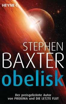 Stephen Baxter: Obelisk, Buch