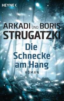Arkadi Strugatzki: Die Schnecke am Hang, Buch