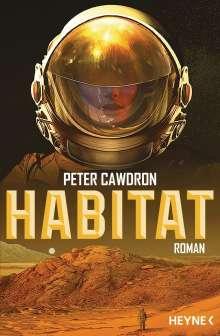 Peter Cawdron: Habitat, Buch