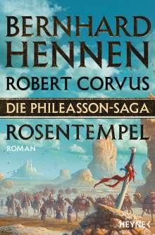 Bernhard Hennen: Die Phileasson-Saga - Rosentempel, Buch