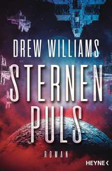 Drew Williams: Sternenpuls, Buch