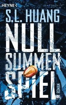S. L. Huang: Nullsummenspiel, Buch