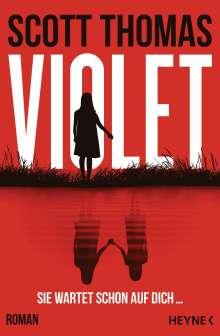 Scott Thomas: Violet, Buch