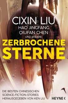Cixin Liu: Zerbrochene Sterne, Buch