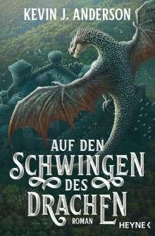 Kevin J. Anderson: Auf den Schwingen des Drachen, Buch