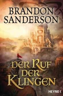 Brandon Sanderson: Der Ruf der Klingen, Buch