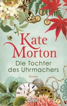 Kate Morton: Die Tochter des Uhrmachers, Buch