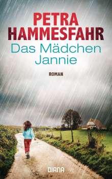 Petra Hammesfahr: Das Mädchen Jannie, Buch