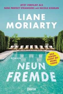 Liane Moriarty: Neun Fremde, Buch