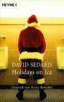 David Sedaris: Holidays on Ice, Buch