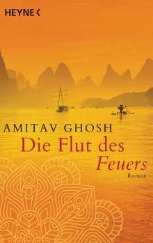 Amitav Ghosh: Die Flut des Feuers, Buch