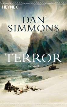 Dan Simmons: Terror, Buch