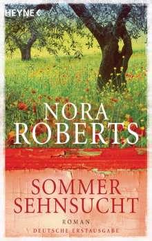 Nora Roberts: Sommersehnsucht, Buch