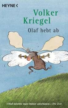 Volker Kriegel: Olaf hebt ab, Buch