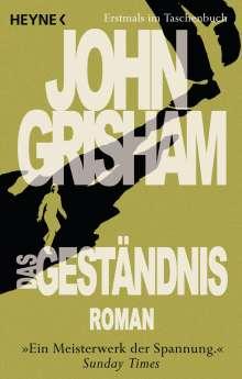 John Grisham: Das Geständnis, Buch