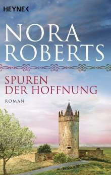 Nora Roberts: Spuren der Hoffnung, Buch