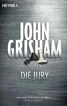 John Grisham: Die Jury, Buch