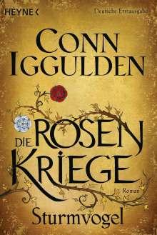 Conn Iggulden: Sturmvogel, Buch