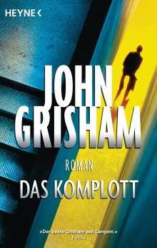 John Grisham: Das Komplott, Buch