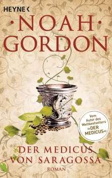 Noah Gordon: Der Medicus von Saragossa, Buch