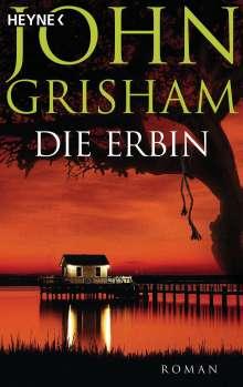 John Grisham: Die Erbin, Buch